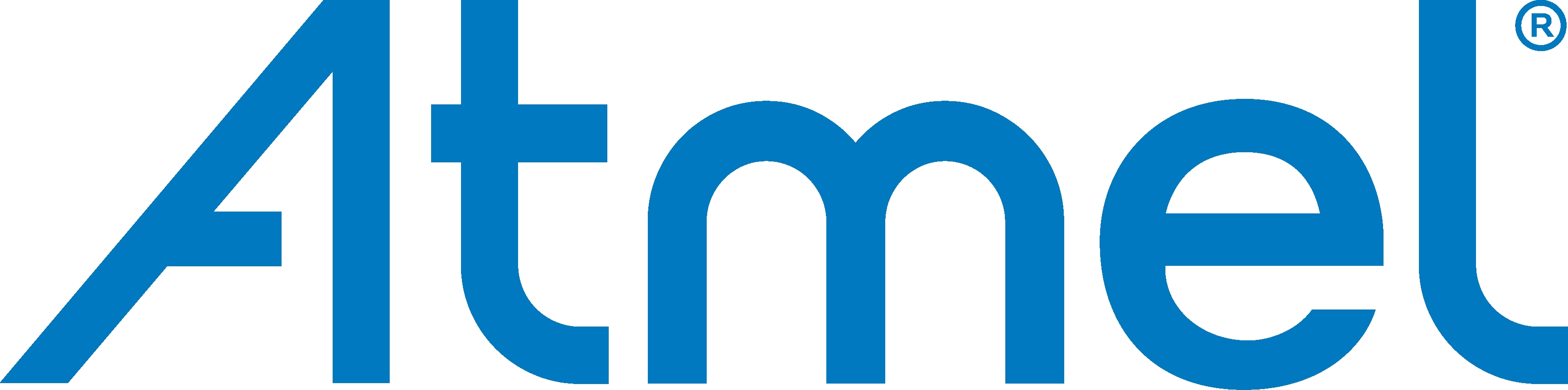 Logo Atmel Corporation